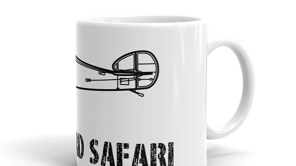 Boneyard Safari Sopwith Camel Coffee Mug