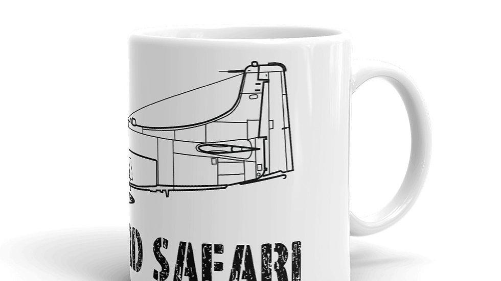Boneyard Safari A-1 Coffee Mug