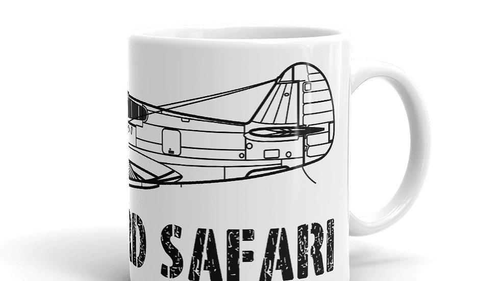 Boneyard Safari P-40F Coffee Mug