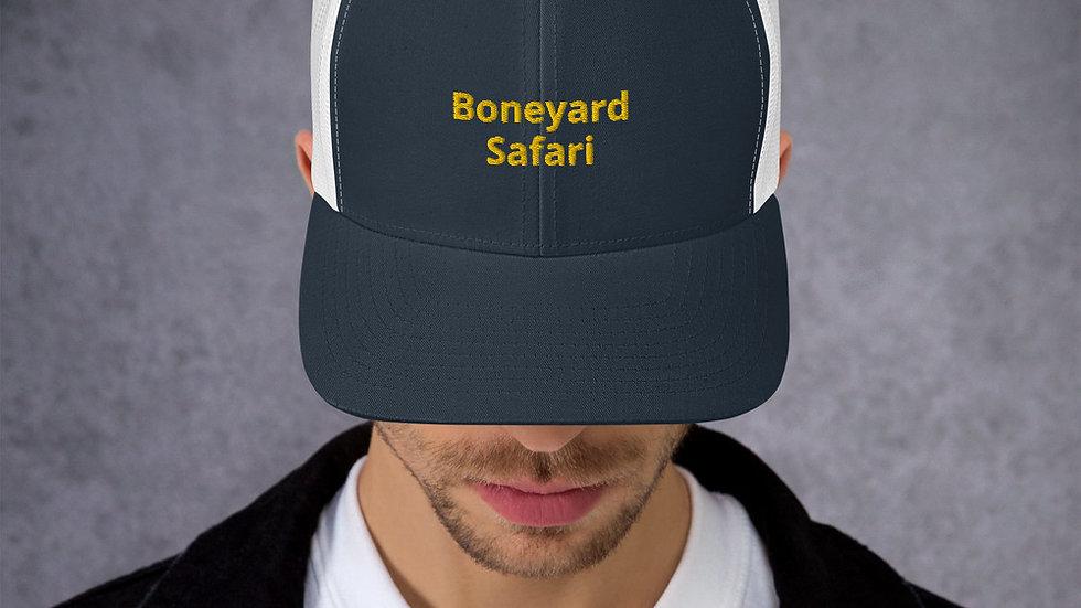 Boneyard Safari Trucker Cap