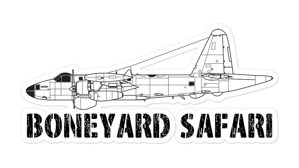 Boneyard Safari P2V-7 sticker