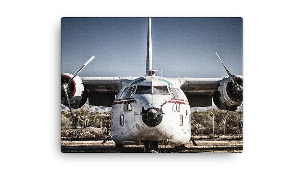 Boneyard Safari Air America Canvas