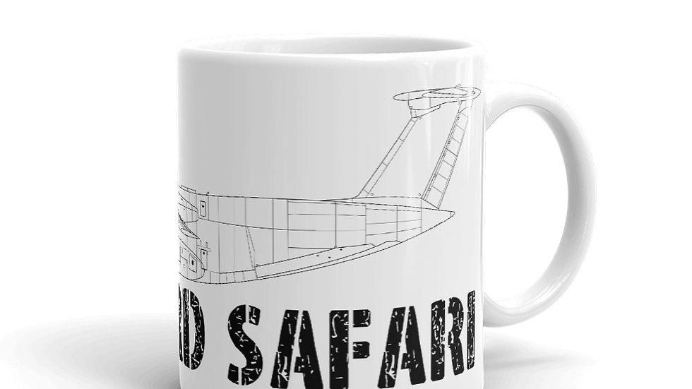 Boneyard Safari C-5A Coffee Mug