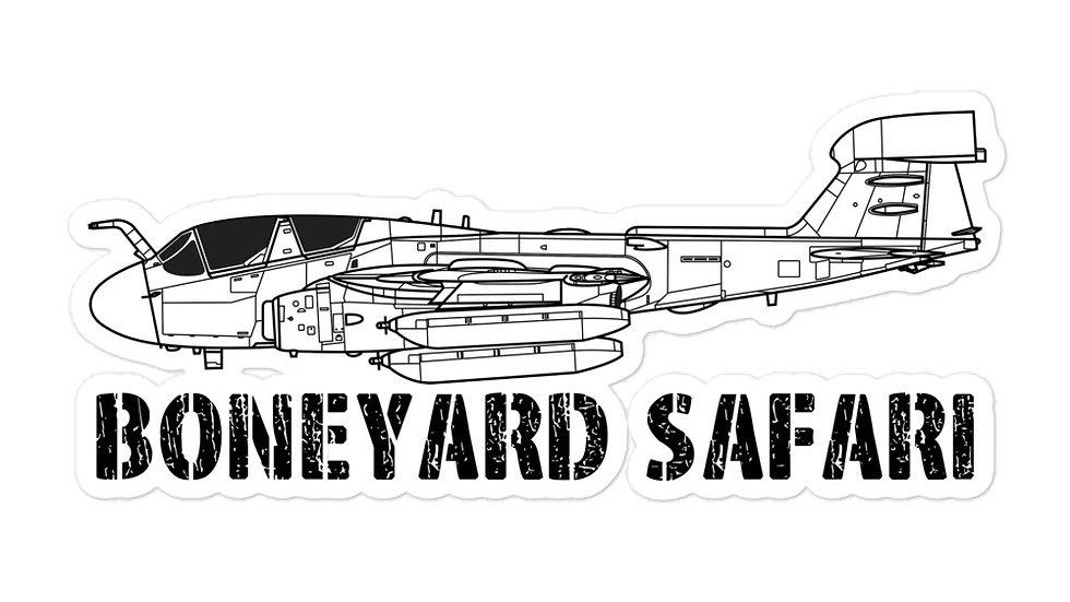 Boneyard Safari EA-6B sticker