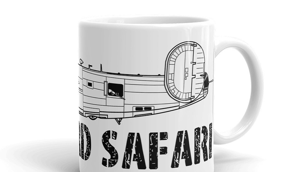 Boneyard Safari B-24D Coffee Mug