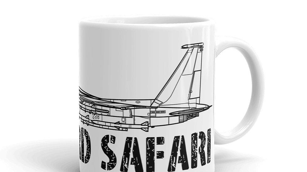 Boneyard Safari F-15C Coffee Mug