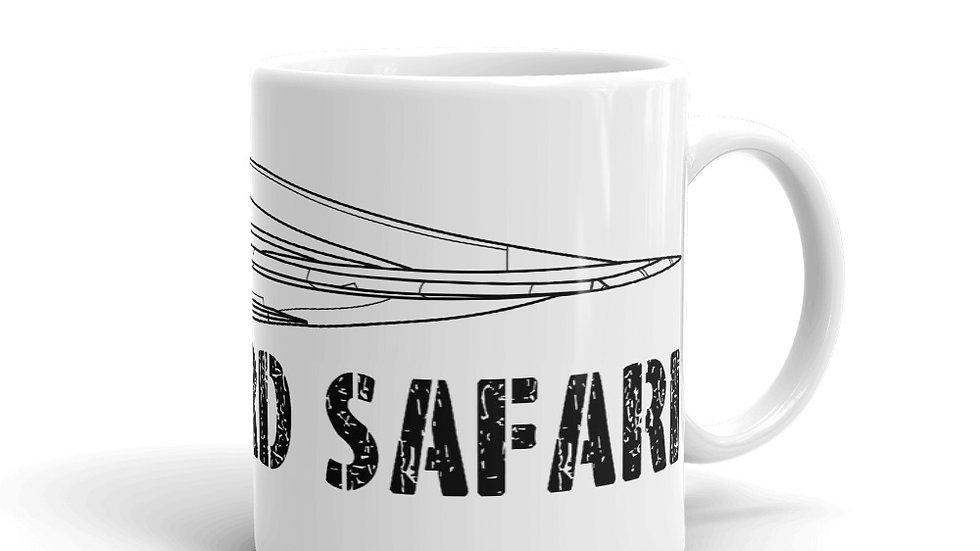 Boneyard Safari B-2A Coffee Mug