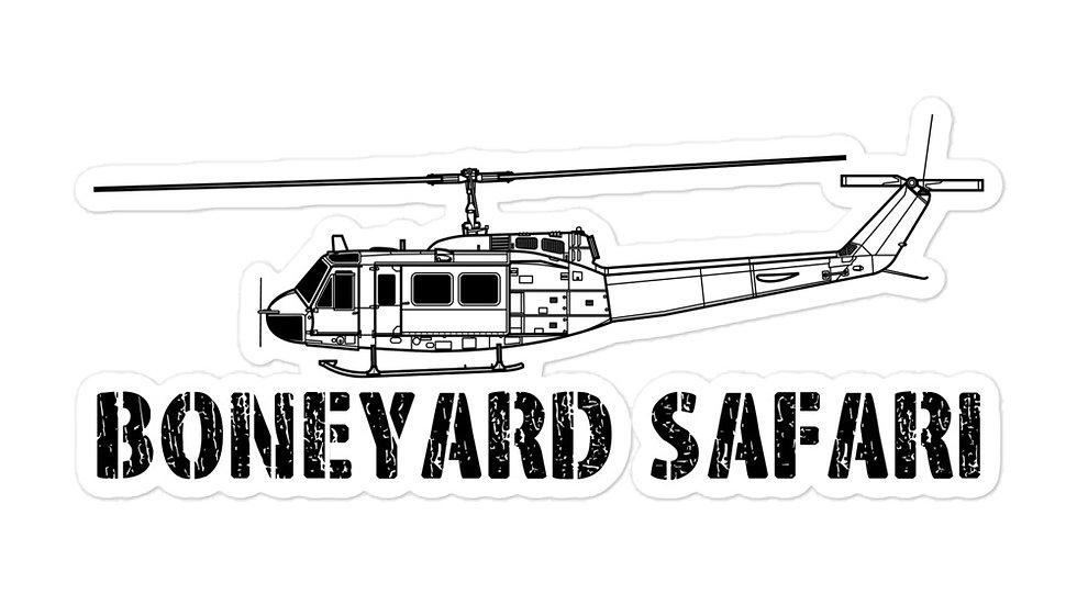 Boneyard Safari UH-1D sticker