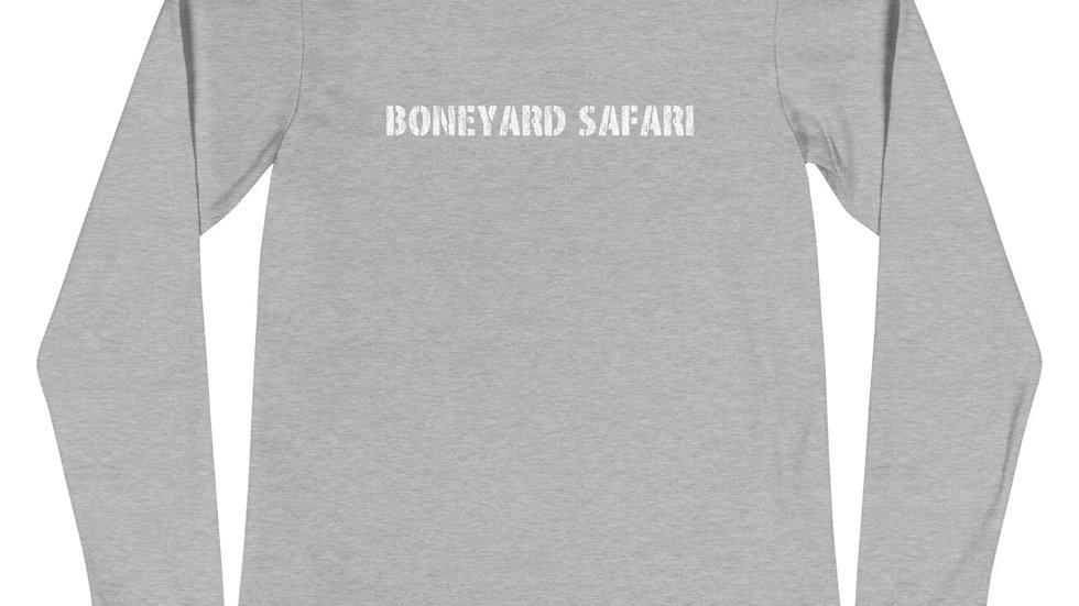 Boneyard Safari VF-1 Wolfpack Unisex Long Sleeve Tee