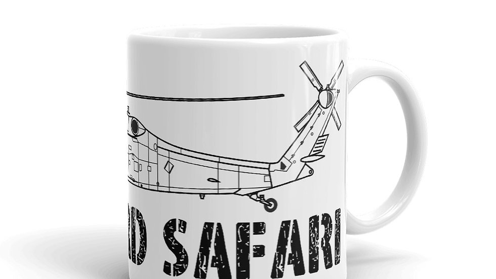 Boneyard Safari UH-60A Coffee Mug