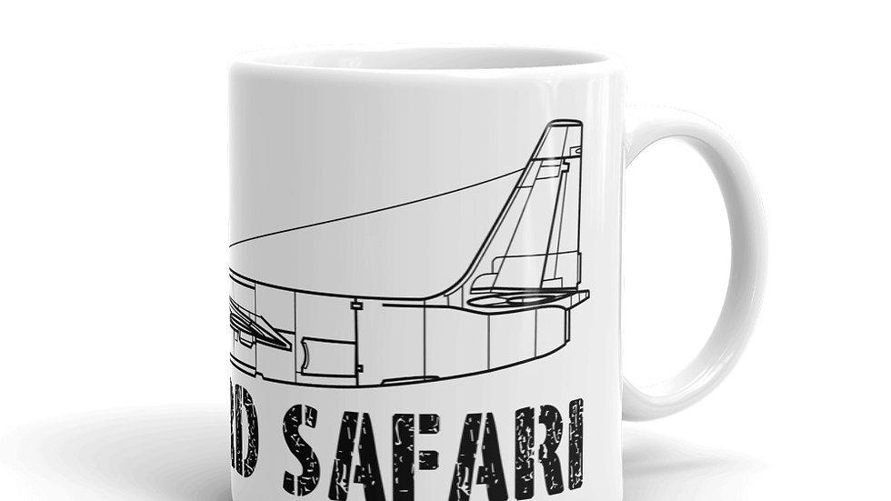 Boneyard Safari U-2A Coffee Mug