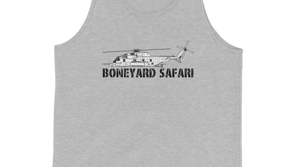 Boneyard Safari MH-53 Unisex Tank Top