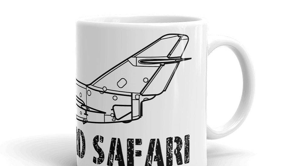 Boneyard Safari MiG-15 Mug