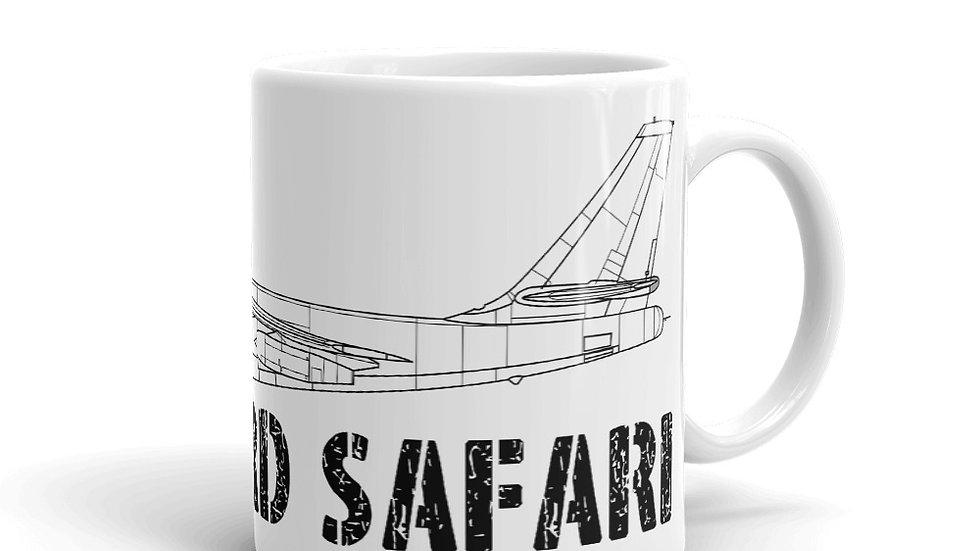 Boneyard Safari B-47 Coffee Mug