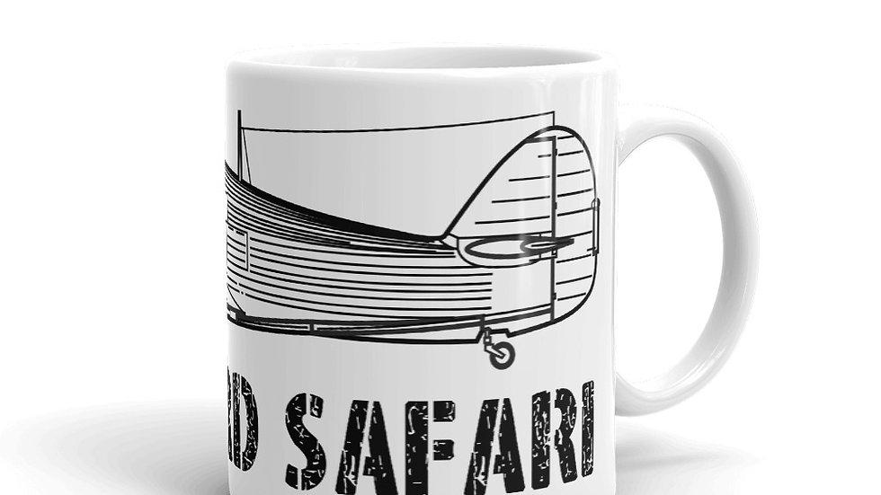 Boneyard Safari Hawker Hurricane Mug
