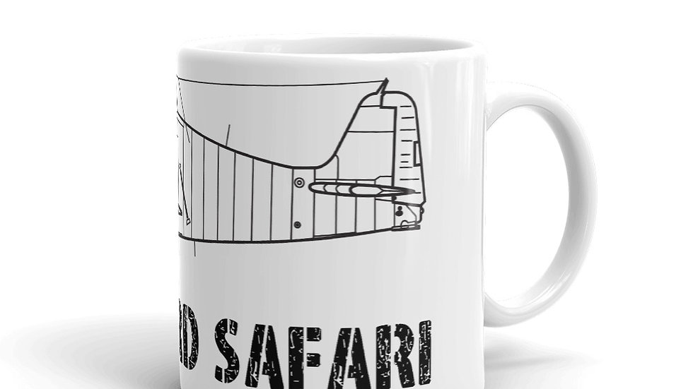 Boneyard Safari F6F Coffee Mug