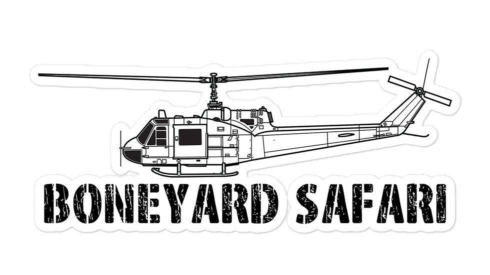 Boneyard Safari UH-1B sticker