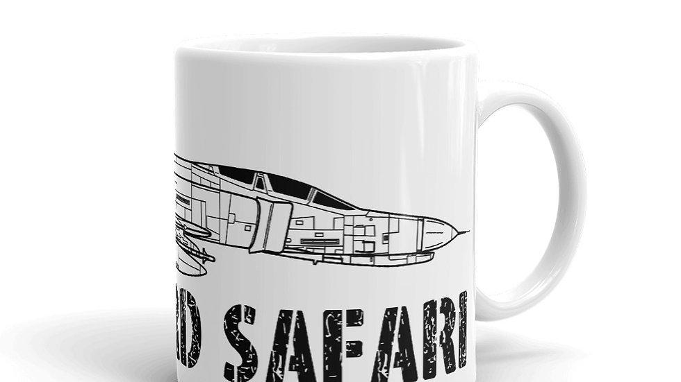 Boneyard Safari F-4E Coffee Mug