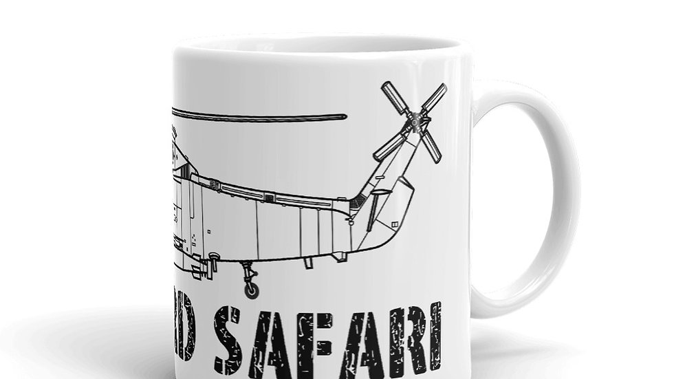 Boneyard Safari SH-2F Coffee Mug