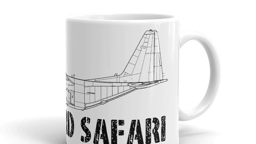 Boneyard Safari C-130J Coffee Mug