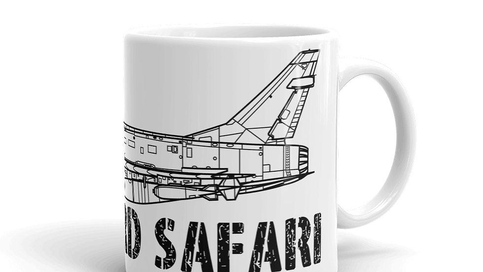 Boneyard Safari F-100D Coffee Mug
