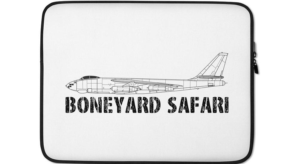 Boneyard Safari B-47 Laptop Sleeve