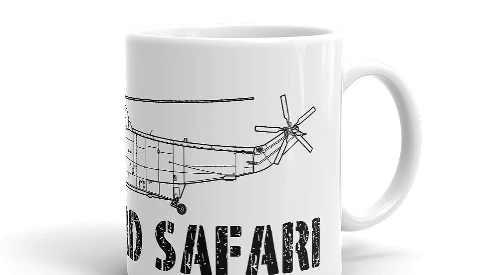 Boneyard Safari SH-3 Coffee Mug