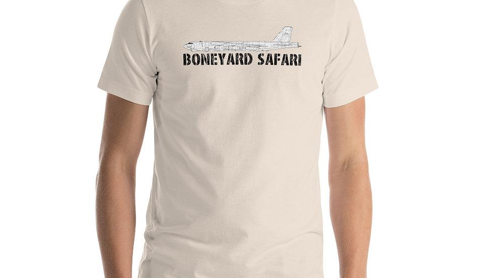 Boneyard Safari B-52G Short-Sleeve Unisex T-Shirt