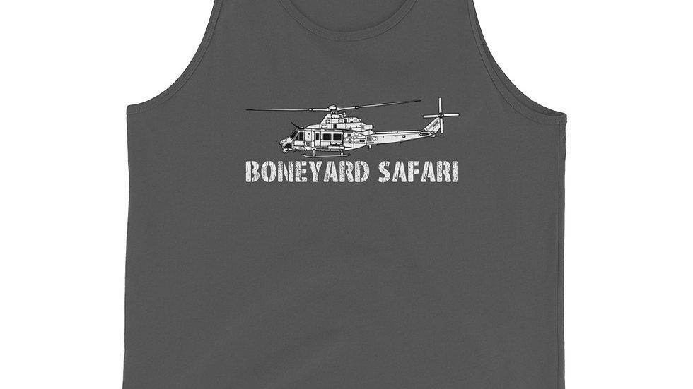 Boneyard Safari UH-1Y Unisex Tank Top