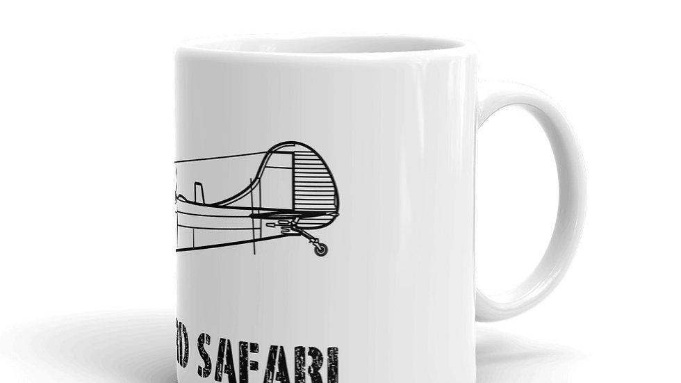 Boneyard Safari O-1 Coffee Mug