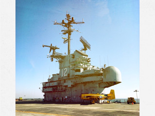 USS Hornet CV-12