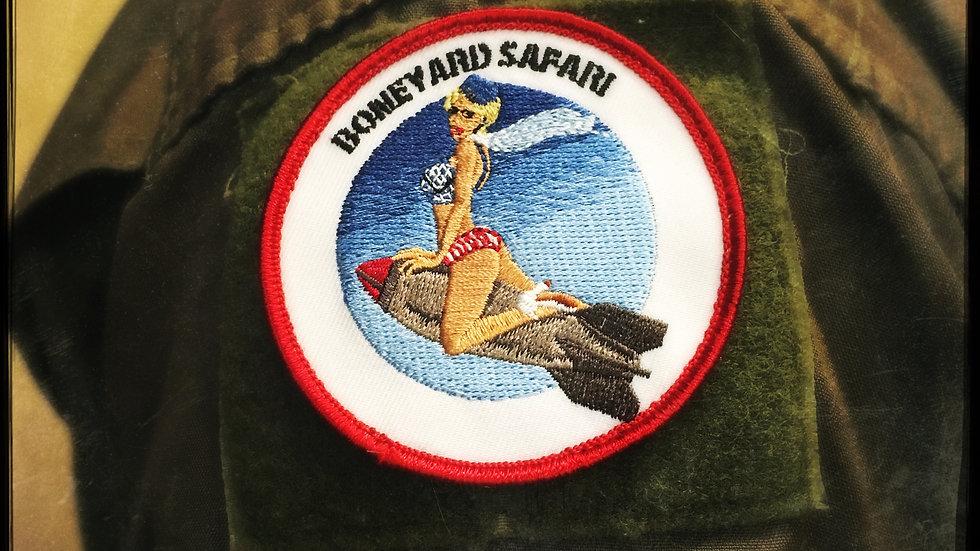 Boneyard Safari Patch