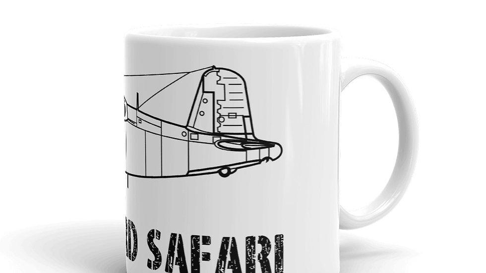 Boneyard Safari F4U-1A Coffee Mug
