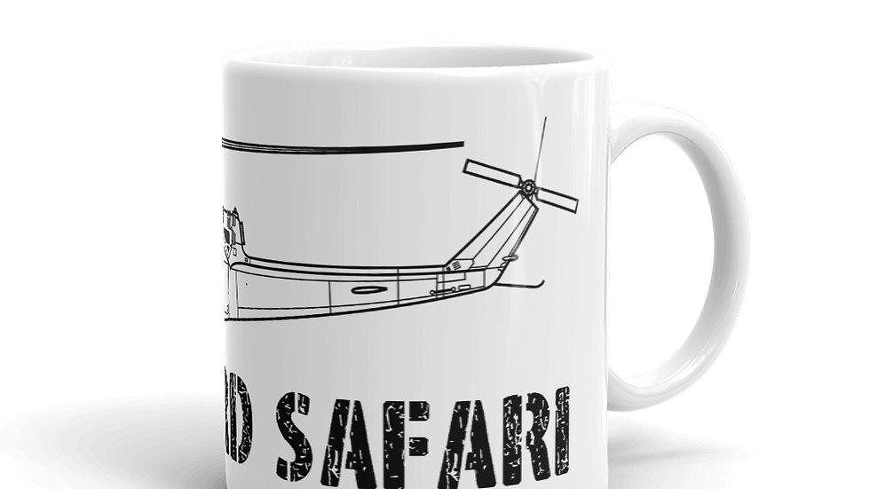 Boneyard Safari UH-1B Coffee Mug