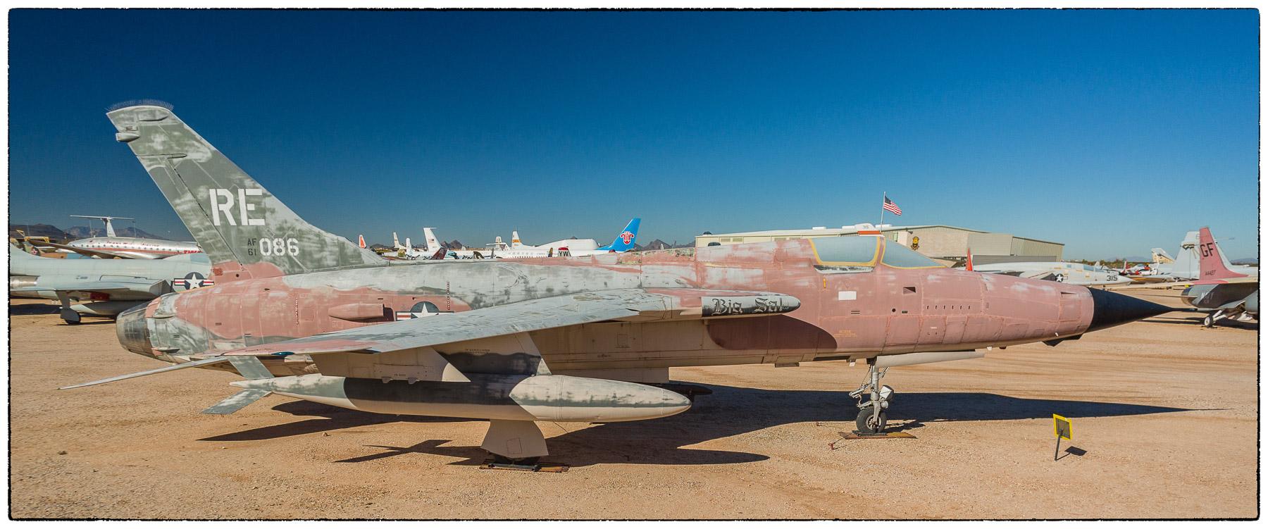 F-105 Thunderchief 61-0086
