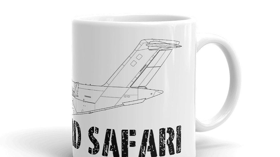 Boneyard Safari C-17 Coffee Mug