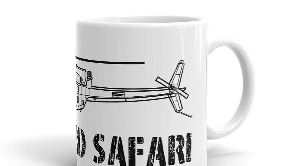 Boneyard Safari OH-58 Coffee Mug