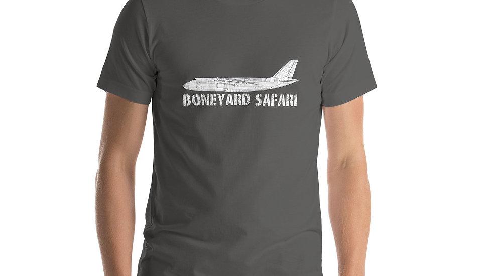 Boneyard Safari AN-124 Short-Sleeve Unisex T-Shirt