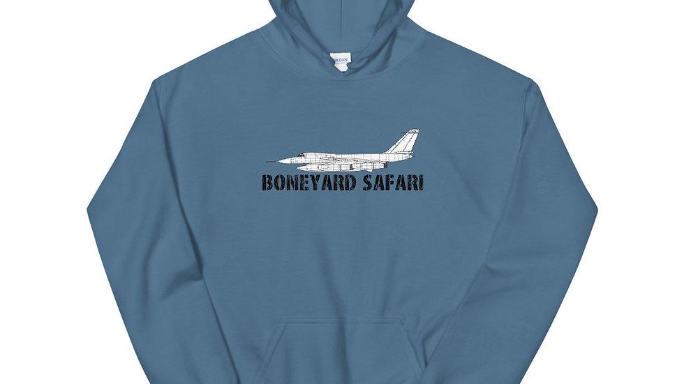 Boneyard Safari B-58 Unisex Hoodie