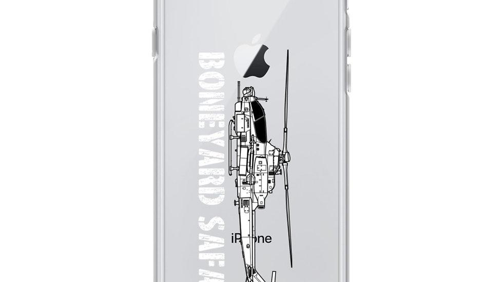 Boneyard Safari AH-1Z iPhone Case