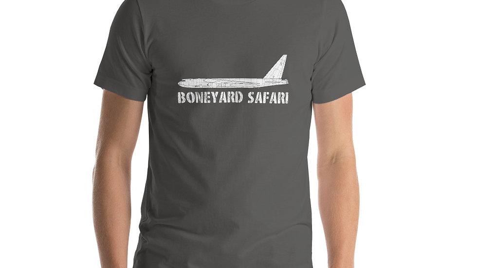 Boneyard Safari B-52D SAC Short-Sleeve Unisex T-Shirt