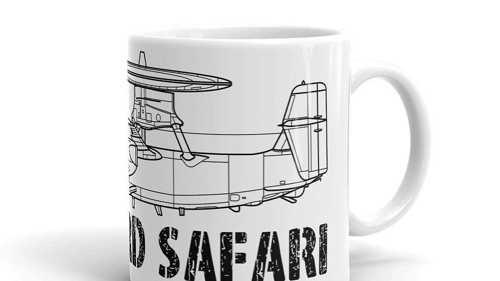 Boneyard Safari E-2D Coffee Mug