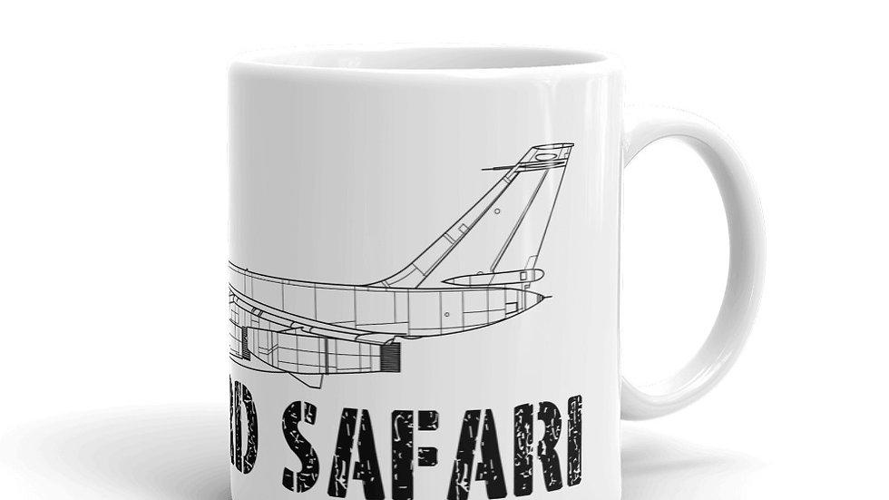 Boneyard Safari B-58 Coffee Mug