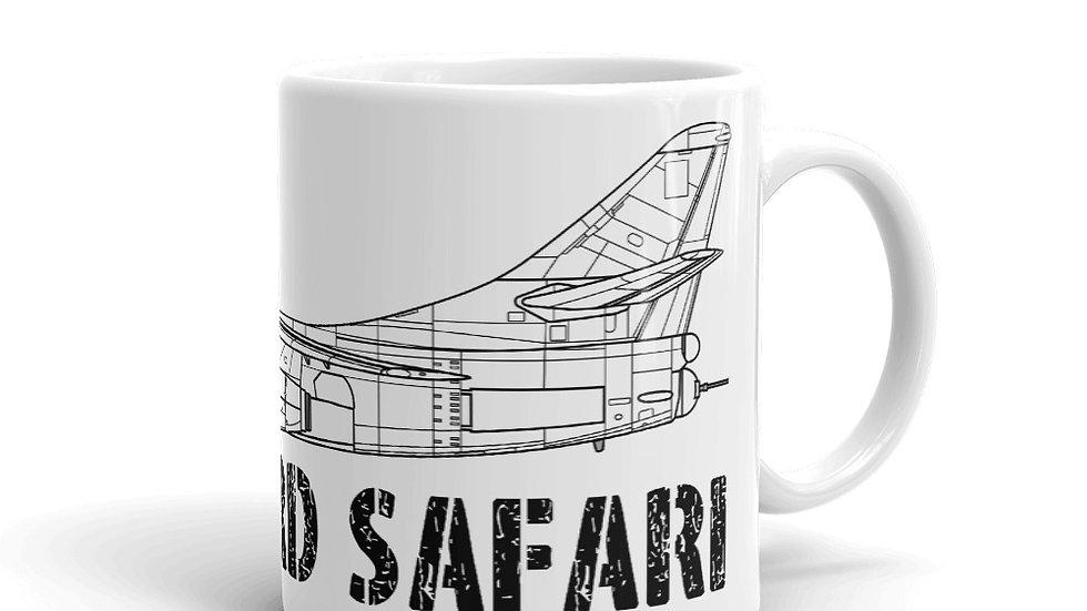 Boneyard Safari B-66 Coffee Mug
