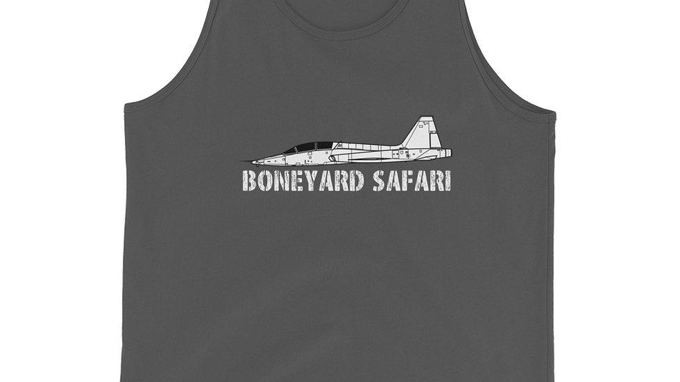 Boneyard Safari T-38 Unisex Tank Top