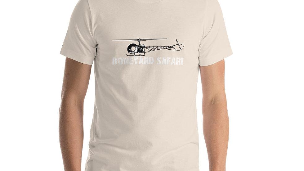 Boneyard Safari H-13 Short-Sleeve Unisex T-Shirt