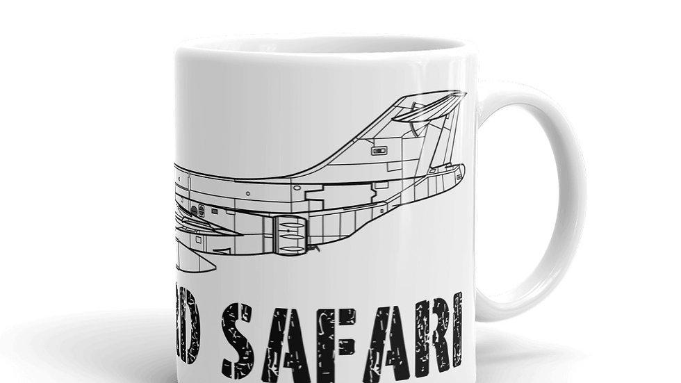 Boneyard Safari F-101 Coffee Mug