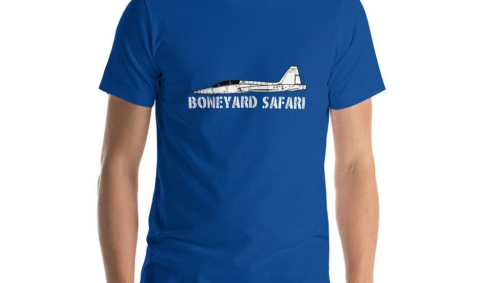 Boneyard Safari T-38 Short-Sleeve Unisex T-Shirt