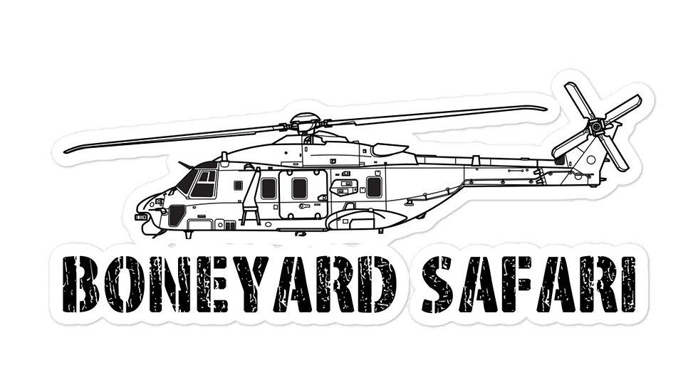 Boneyard Safari NH90 sticker