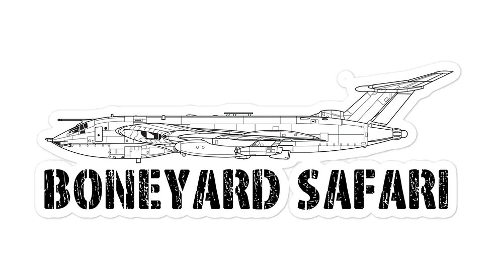 Boneyard Safari Victor K.2 sticker